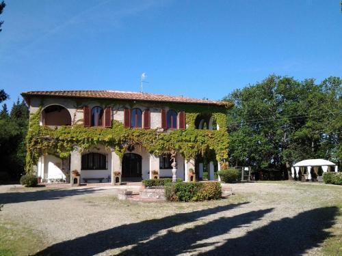 Villa Albertina, Montespertoli