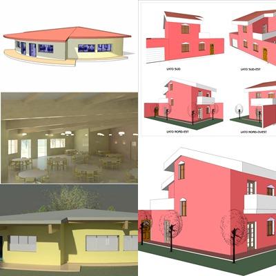 Progettazione interni hotel