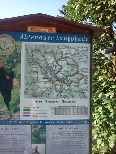 Abtenau-trekking routes