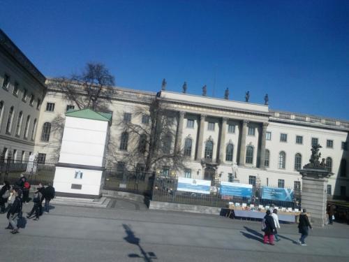 Berlin- Humboldt Universitaet
