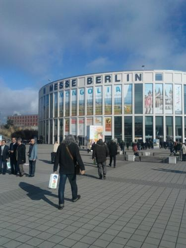 Berlin-Messe Süd
