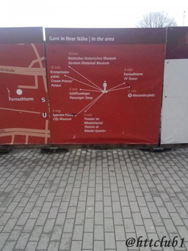 Berlin-Strassenasweisungen