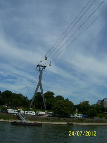 Cologne-Cableway