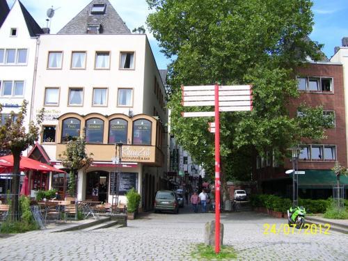 Cologne-Große Neugasse