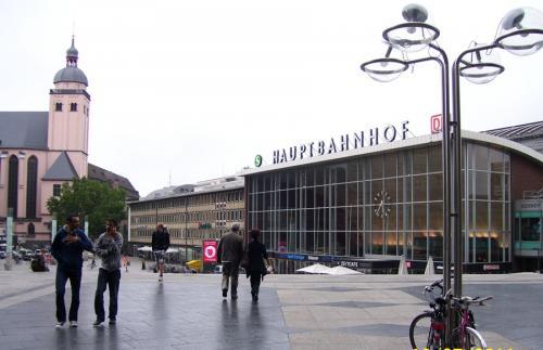 Cologne-Hbf