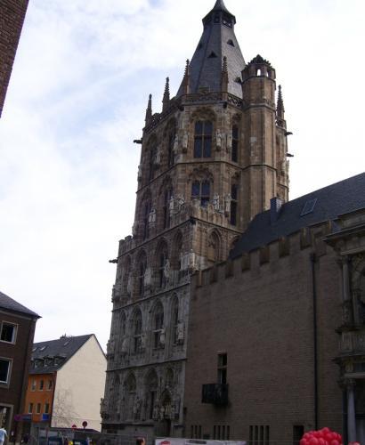 Cologne-Rathaus