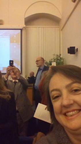 Convegno Siena-Selfie