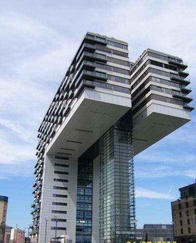 Modern structure-Koeln
