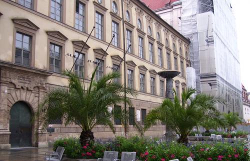 Muenchen-Marienplatz