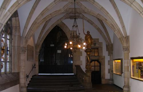 Muenchen-Neues Rathaus