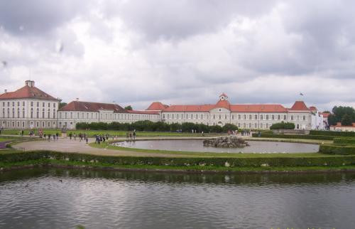 Muenchen-Schloss Nymphenburg