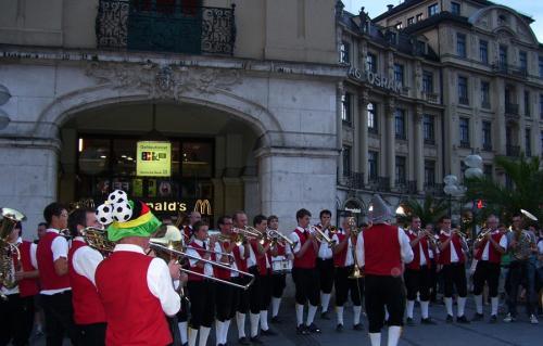 Muenchen-Volksmusiker