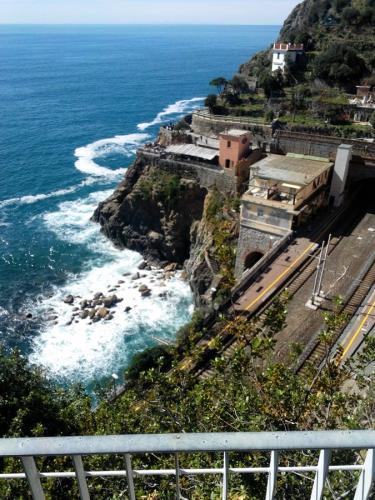 Rio Maggiore-view from above