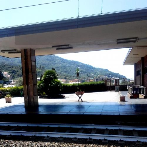 Levanto - train station