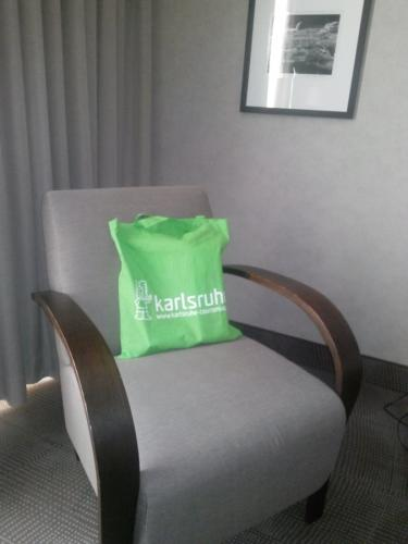 Karlsruhe Novotel-welcome gift