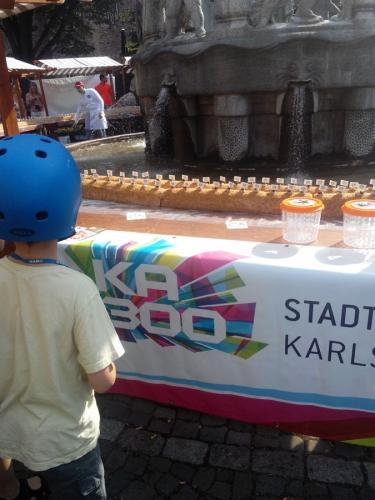 Karlsruher Fest- Frankfurter Kranz