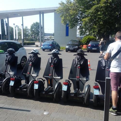 Karlsruher Segway Tour