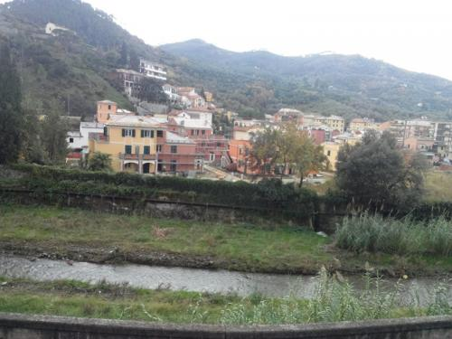 Levanto - View from the train station