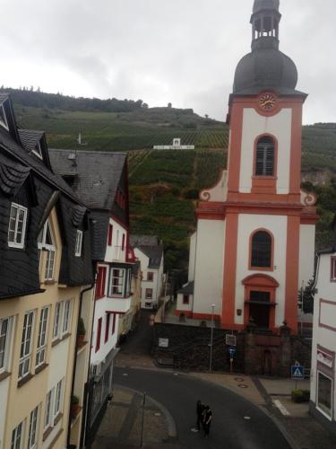 Mosel-View to the church