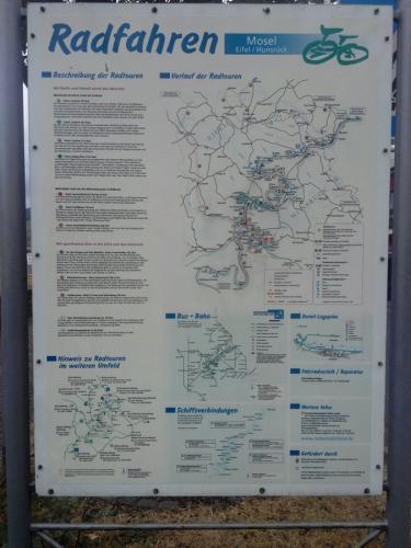 Mosel- Bike trails