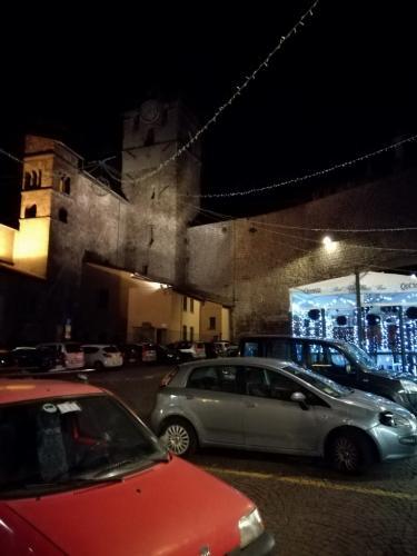 Porta Romana di notte