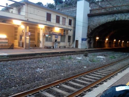 Rio-Maggiore- train station