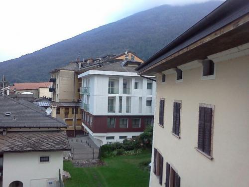 View from Hotel Romanda - Levico Terme